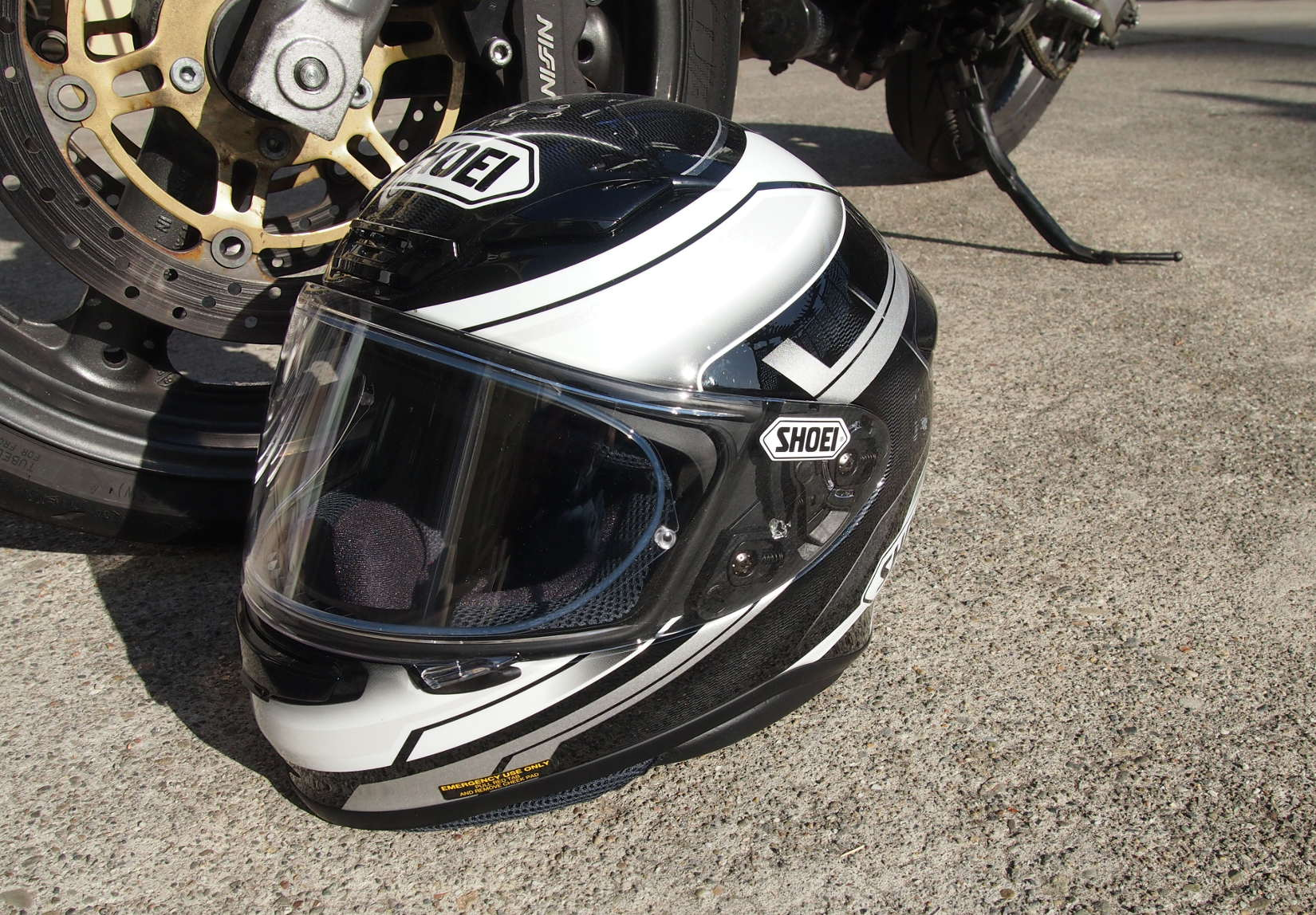 5d86ac76 MD Product Review: Shoei RF-1200 Helmet - MotorcycleDaily.com ...