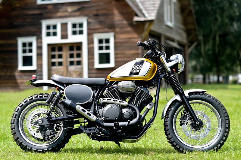 hageman motorcycles' winning bolt custom leads to inexpensive kit