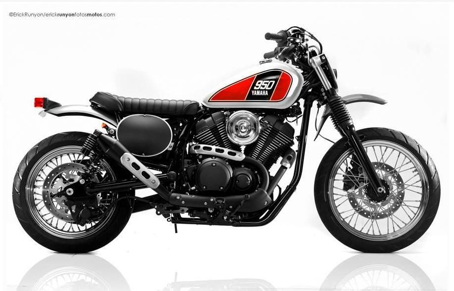 Hageman motorcycles winning bolt custom leads to for Yamaha bolt scrambler