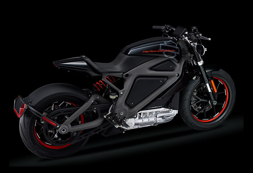 First Harley Davidson: Harley-Davidson Project LiveWire: Harley Wants You To Test