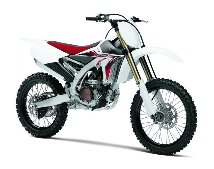 Yamaha YZ#2