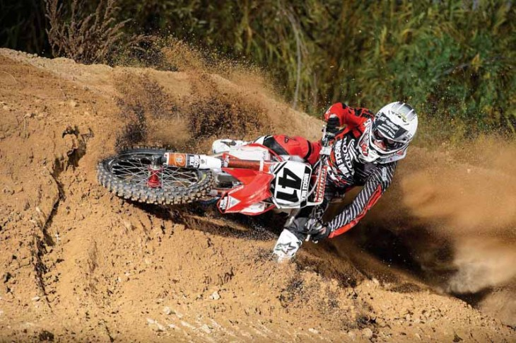 2014 Team Honda Muscle Milk - Trey Canard