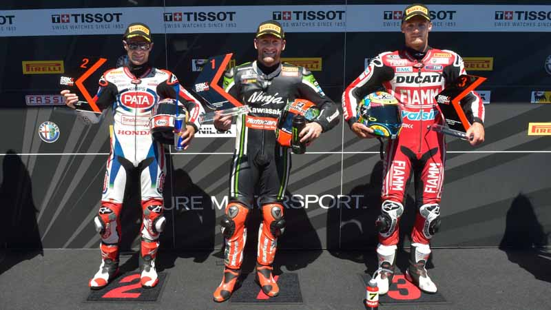 Tissot-Superpole top-3