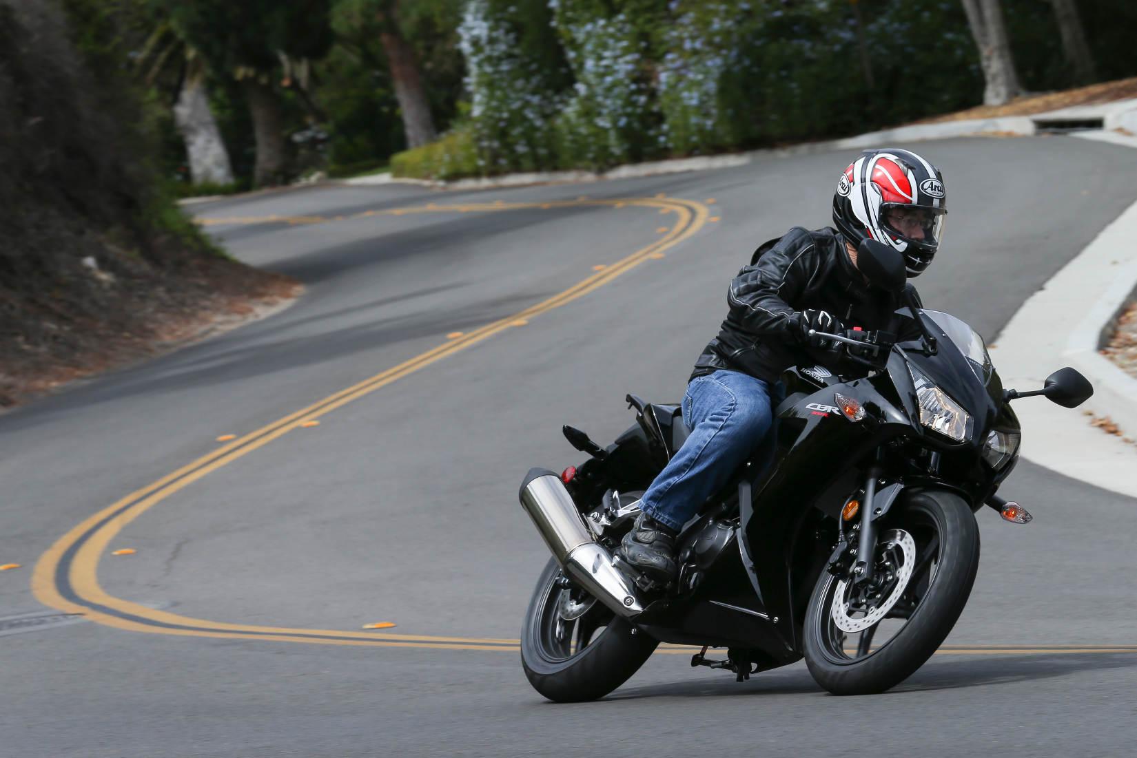 2015 honda cbr300r md first ride for American honda motor co