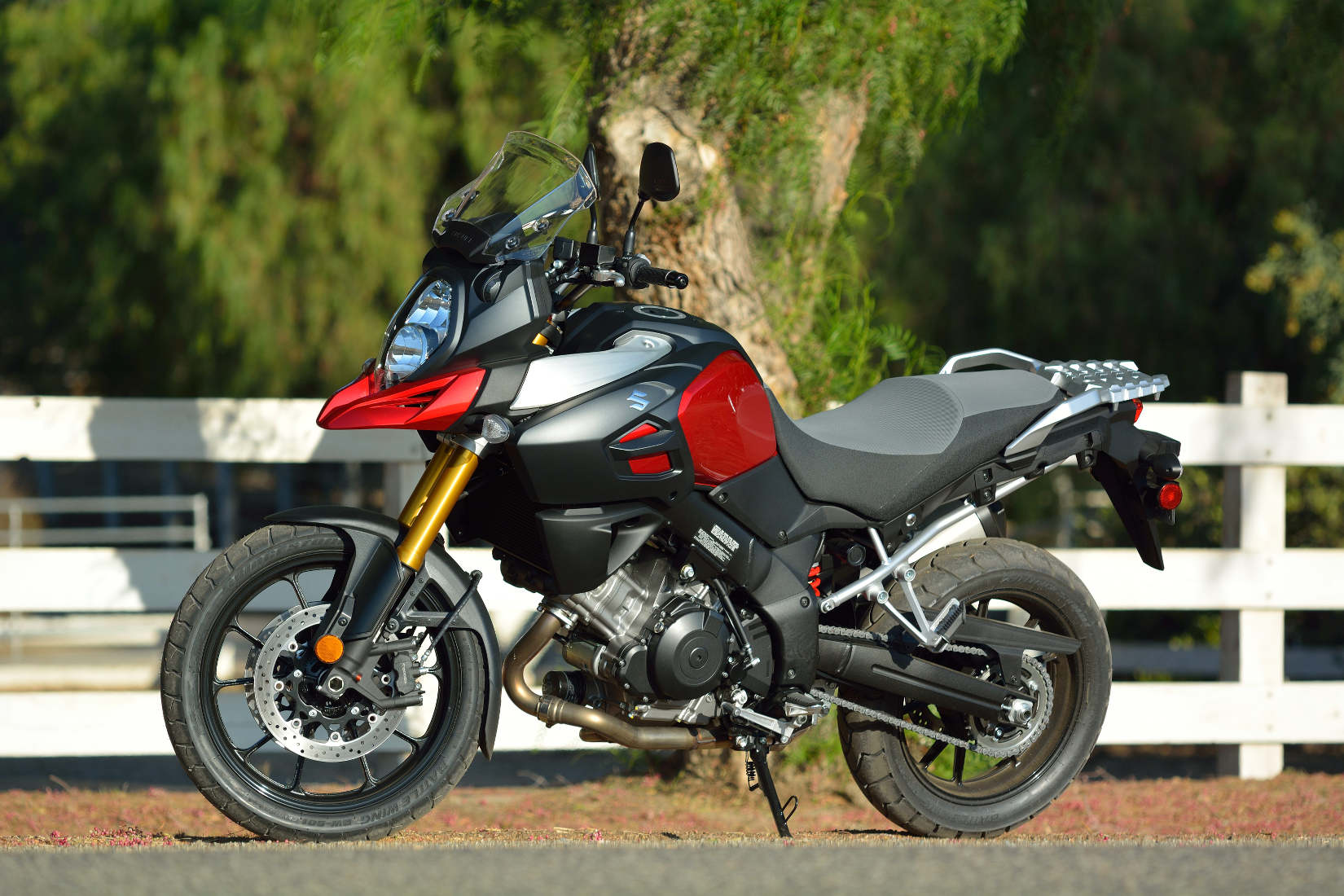 2014 suzuki v-strom 1000 abs: md long-term ride review