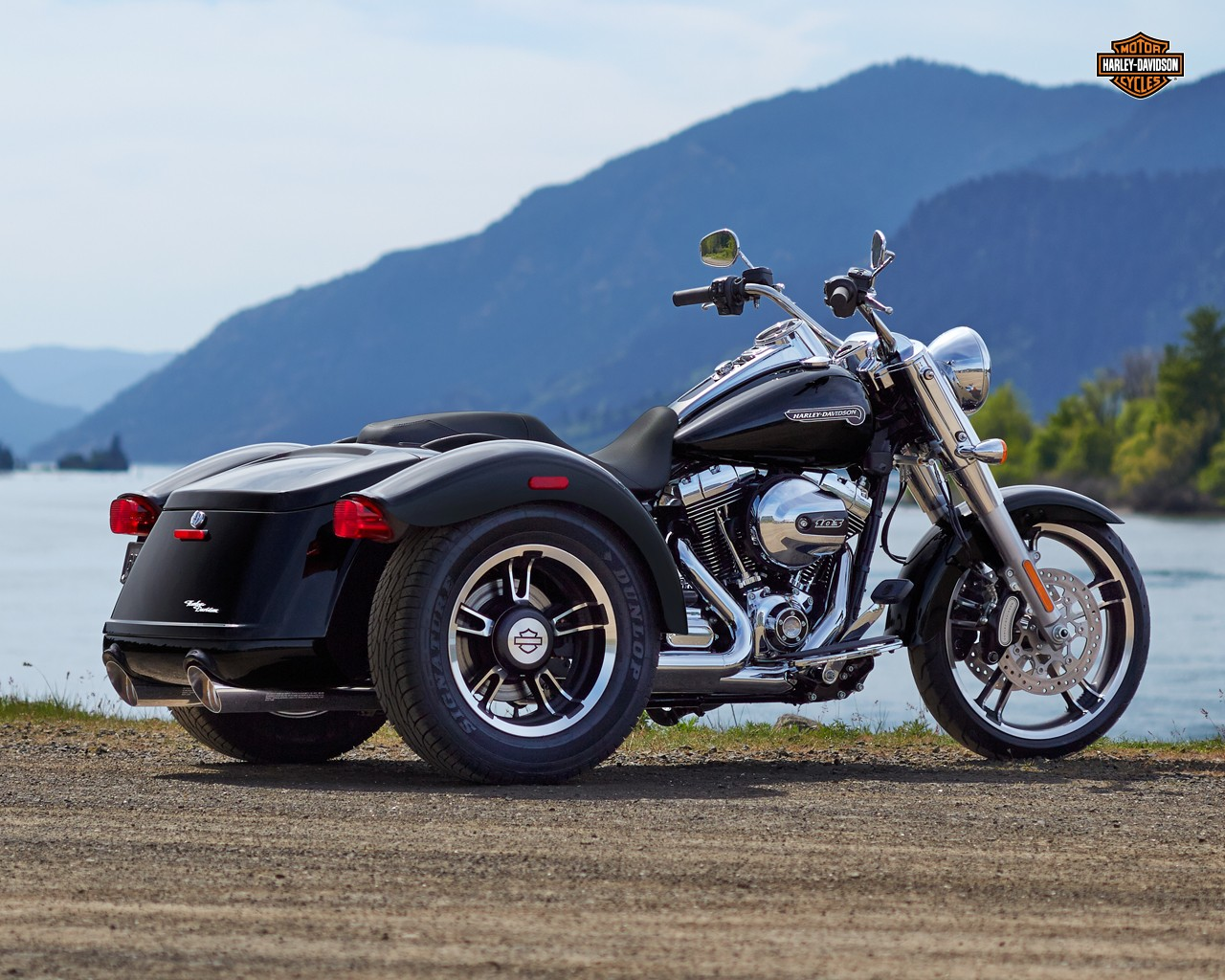 Harley Davidson 2015 Models Announced New Freewheeler Trike And Return Of The Road Glide