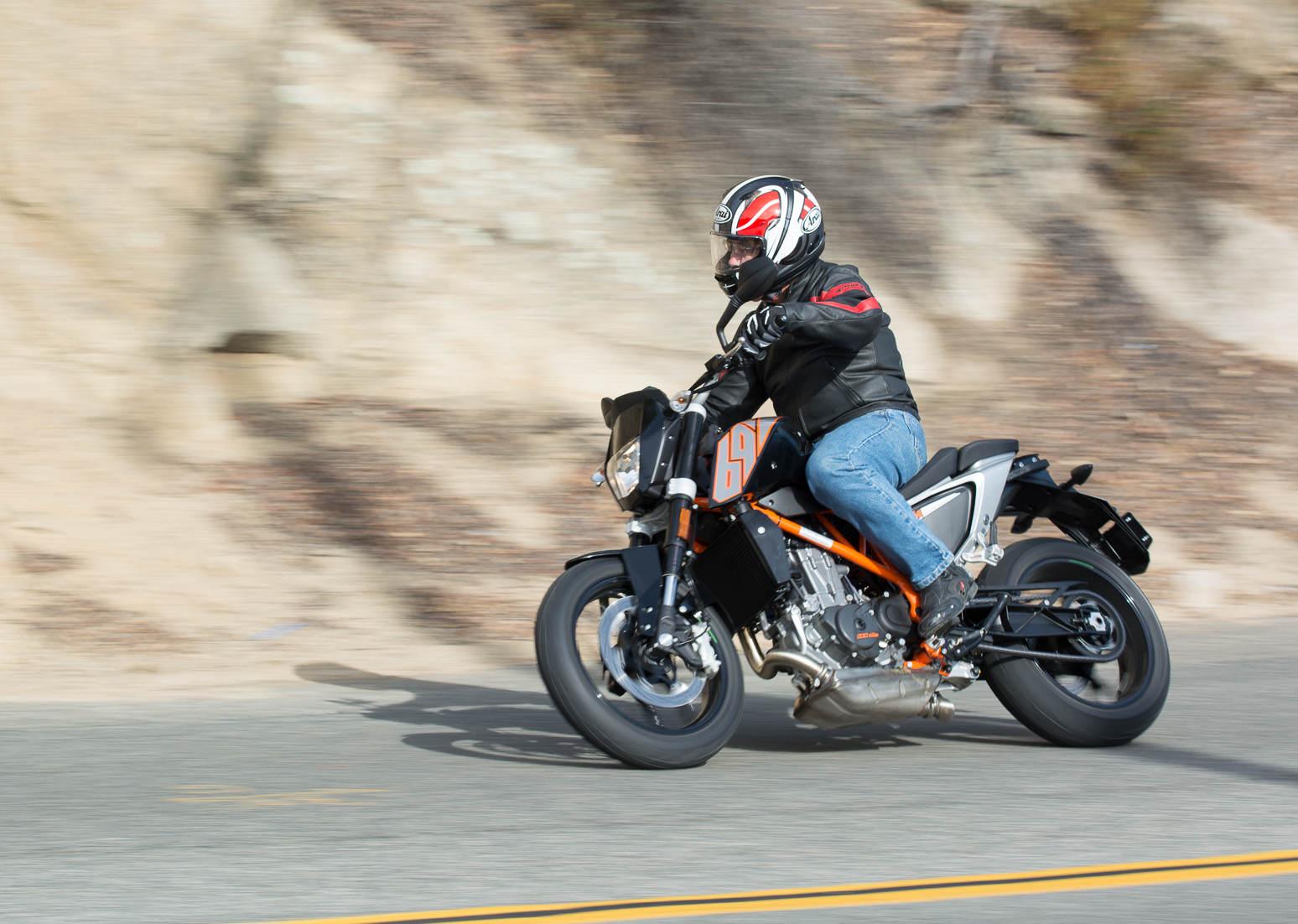2014 Ktm 690 Duke Md Ride Review Motorcycle 2012 Dr650 Suzuki Wiring Diagram