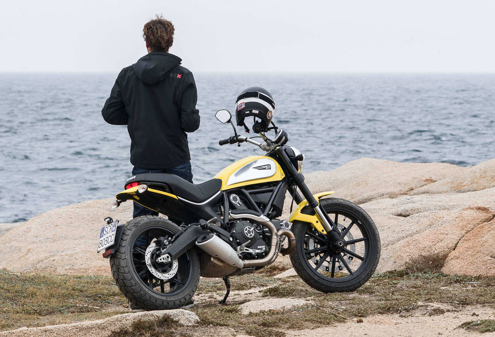 ducati scrambler ready for anything « motorcycledaily