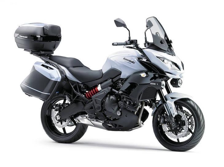 Kawasaki Versys Horsepower