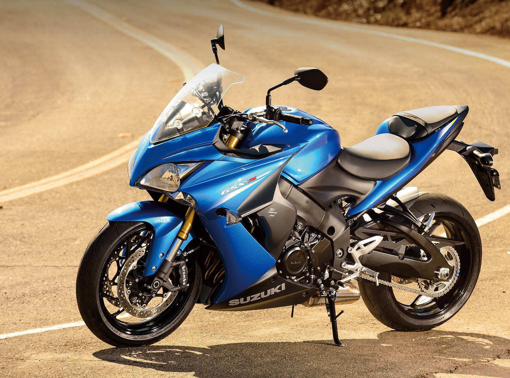 suzuki announces superbike engined gsx s1000 naked and gsx s1000f sport tourer motorcycledaily. Black Bedroom Furniture Sets. Home Design Ideas