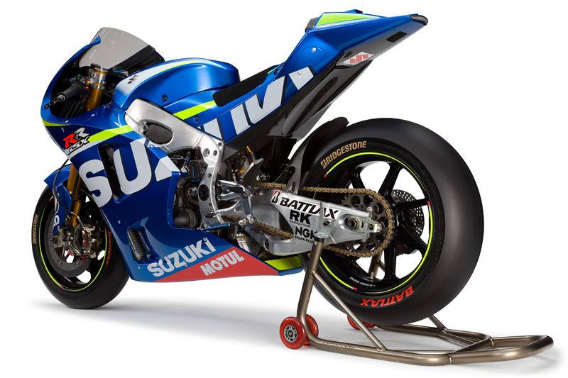 Suzuki announces its partition in the world's top motorcycle ...