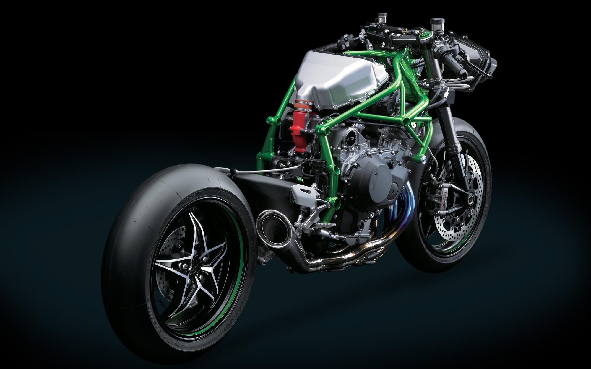 Kawasaki Ninja H2r 29