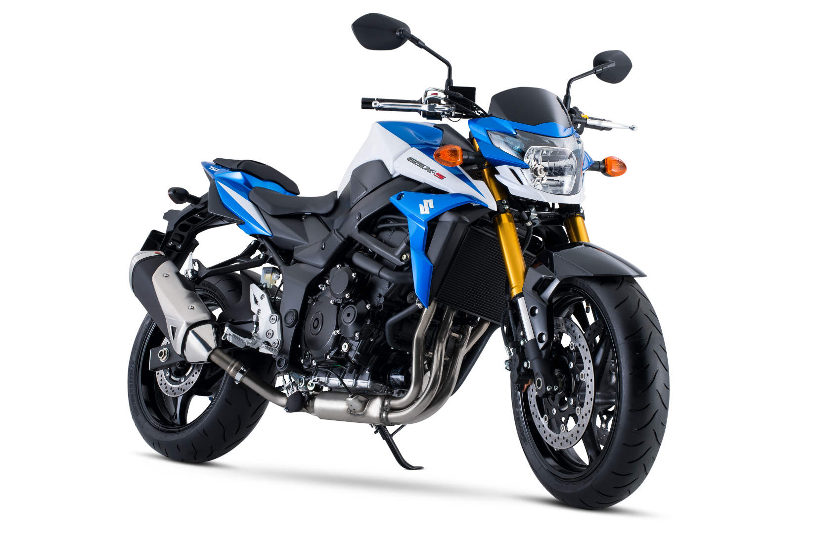 suzuki introduces 2015 gsx s750 for u s market. Black Bedroom Furniture Sets. Home Design Ideas