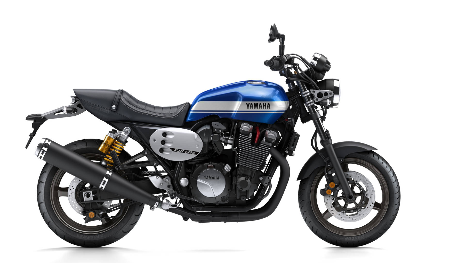 No Bike For You Yamaha Reveals Hipster Restyled Xjr1300