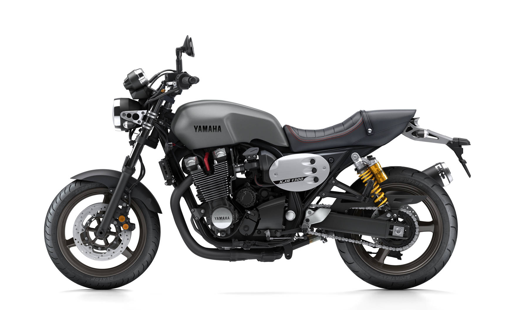 No Bike For You Yamaha Reveals Hipster Restyled XJR1300 Euro