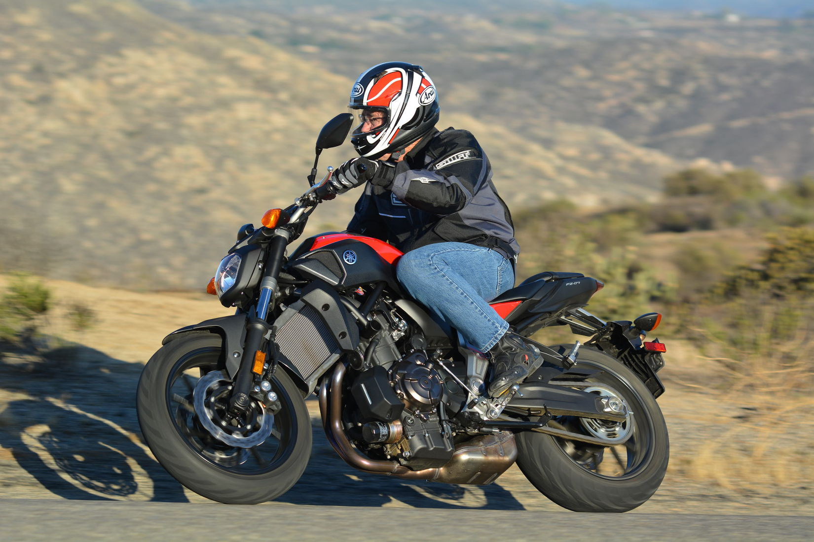 2015 Yamaha FZ 07 MD Ride Review