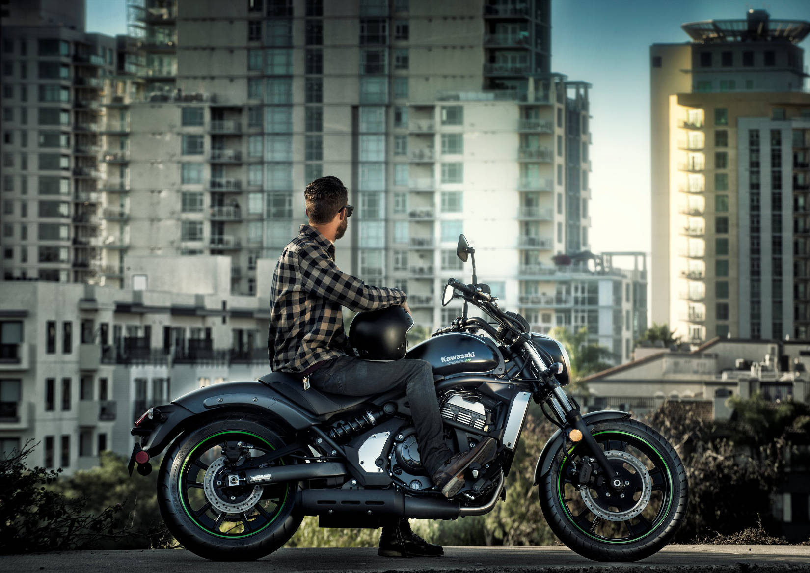 kawasaki announces new vulcan s at aimexpo (with video, including
