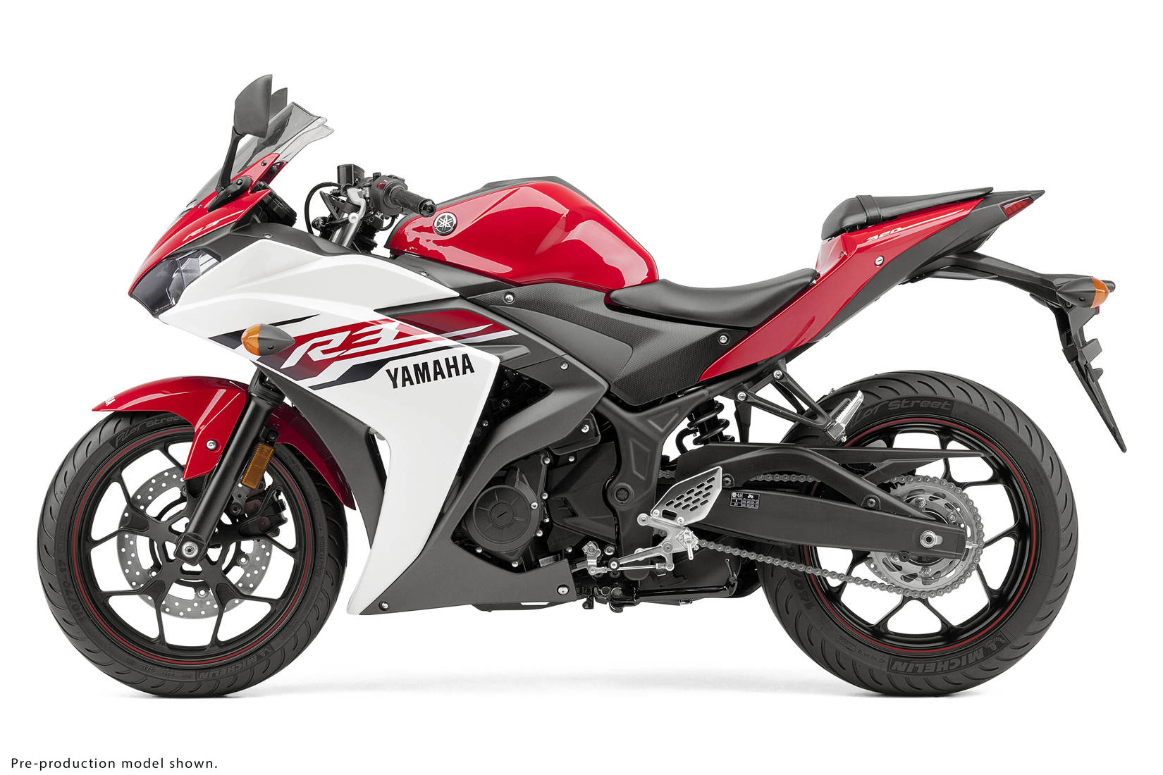 Yamaha Unveils 2015 Yzf R3 Goes Big With 321cc Parallel