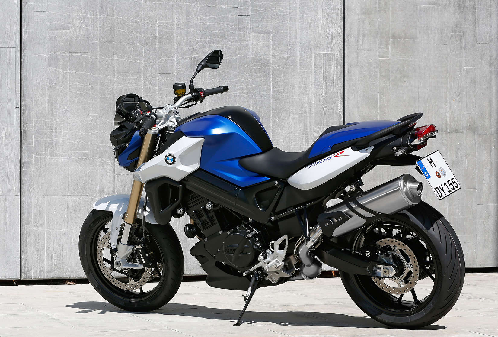 BMW Updates F 800 R For 2015 MotorcycleDaily Motorcycle News