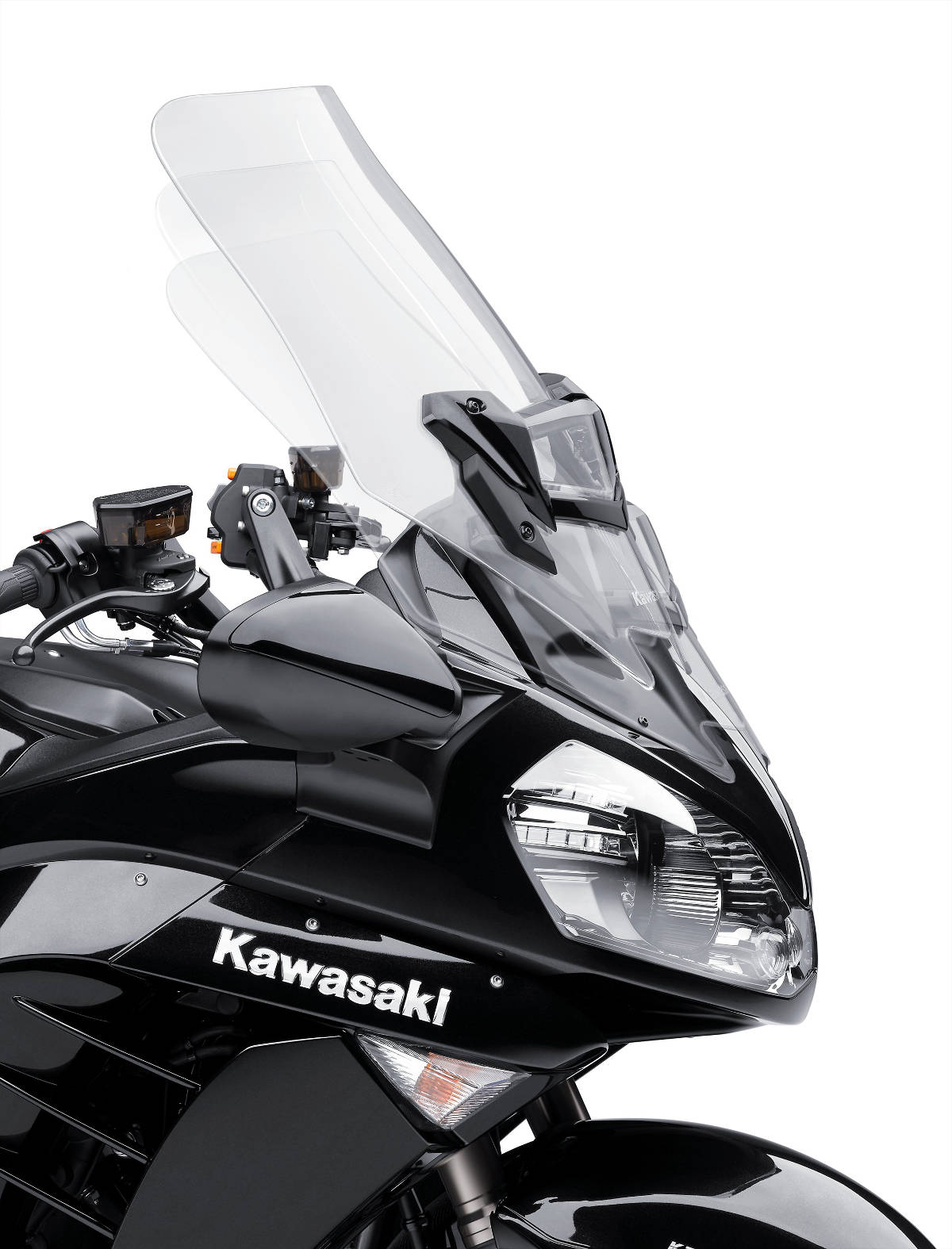 Kawasaki Refines Concours 14 ABS for 2015 - MotorcycleDaily com