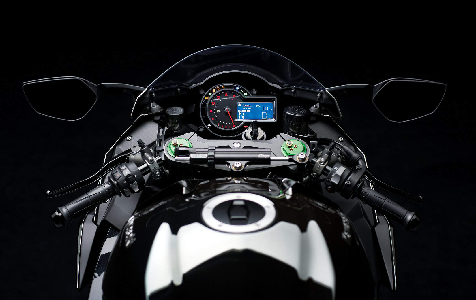 Kawasaki Ninja H2 Arrives New Benchmark For Road Legal Performance