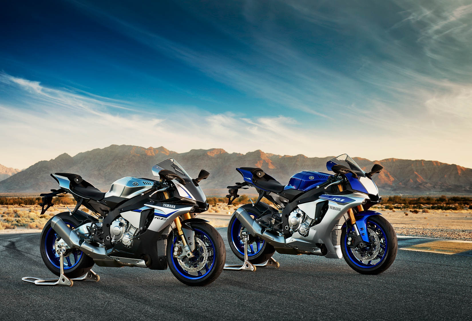 Meet The 2015 Yamaha YZF R1 And R1M Serious As A Heart Attack