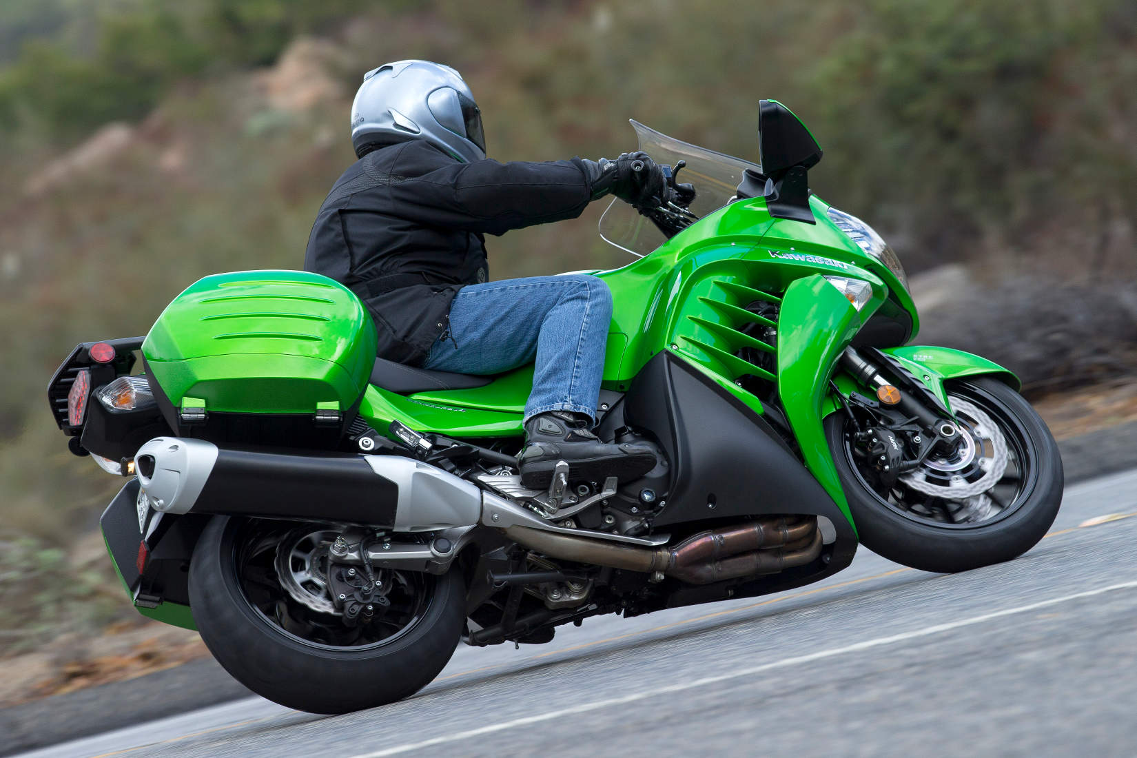 2015 Kawasaki Concours 14 ABS: MD First Ride « MotorcycleDaily.com ...