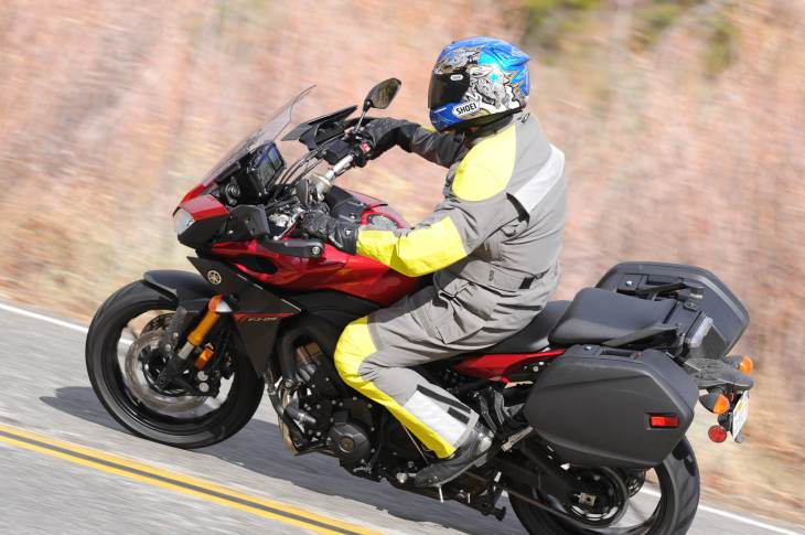 2015 Yamaha Fj 09 Md First Ride Part 2 Motorcycledaily