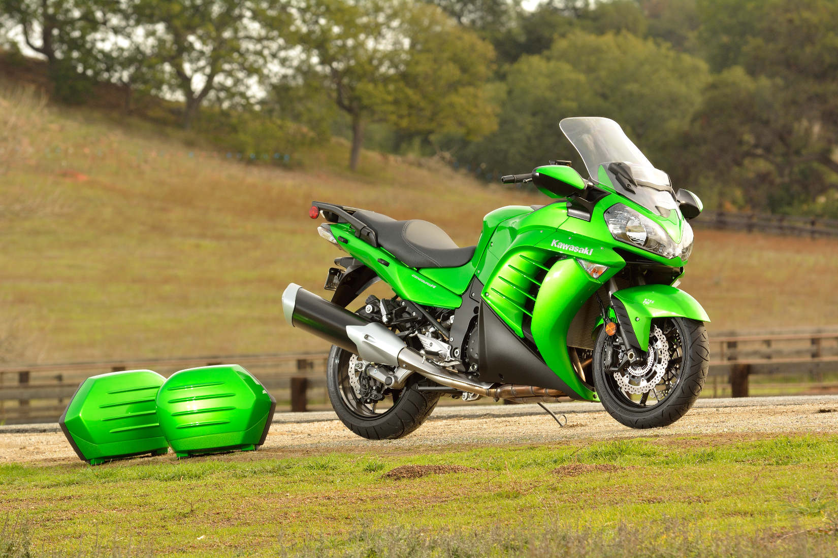 2015 Kawasaki Concours 14 Abs Md Ride Review Part One