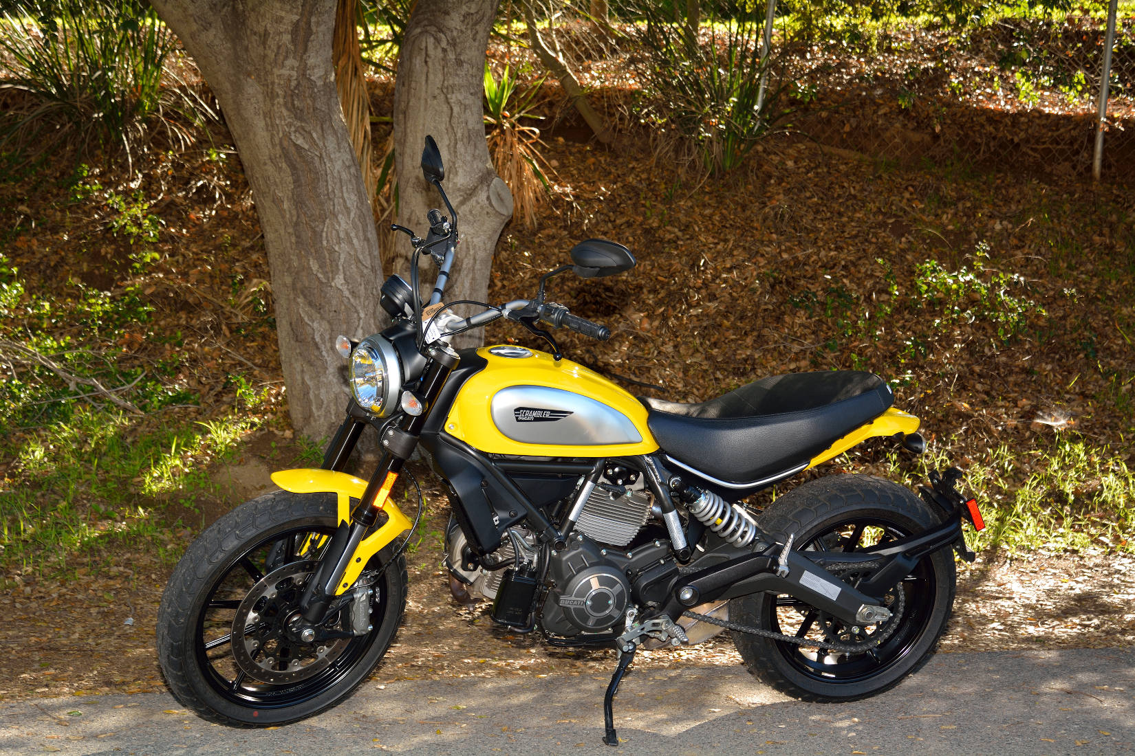 Ducati Scrambler Icon Md Ride Review Part One Motorcycledaily