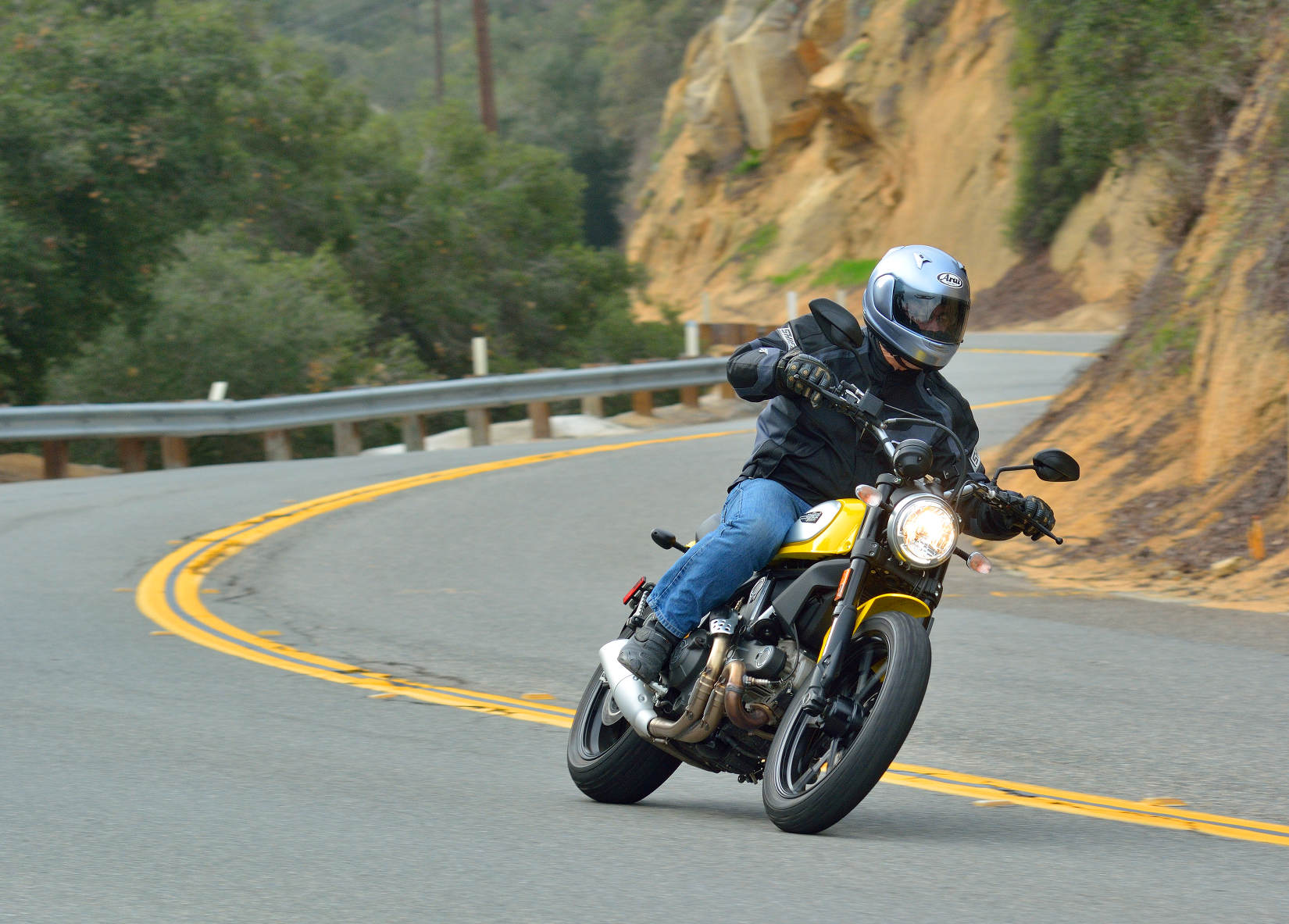 Ducati Scrambler Icon Md Ride Review Part Two Motorcycledaily