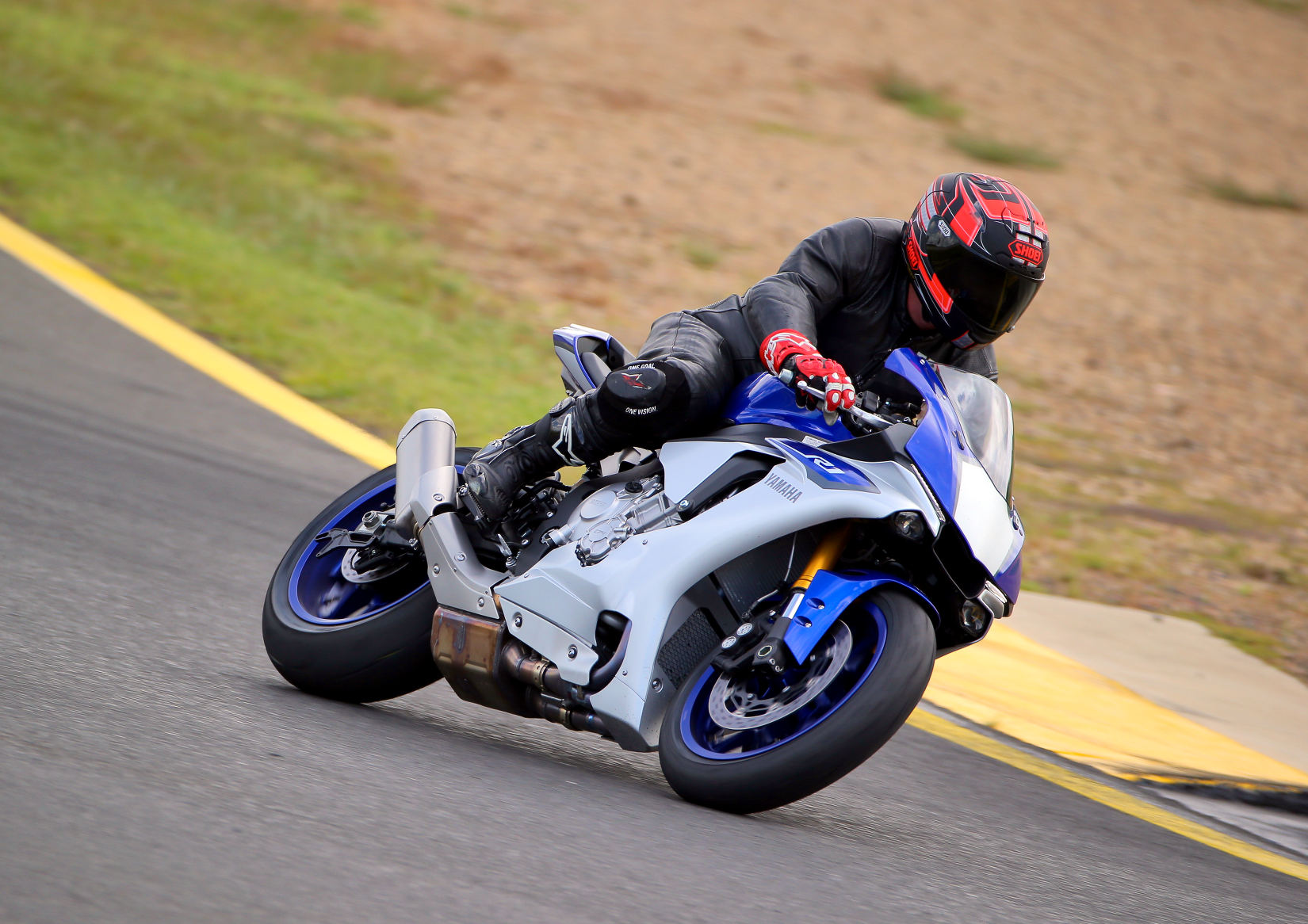 2015 Yamaha YZF R1 And R1M Press Launch Report 2 Riding Both