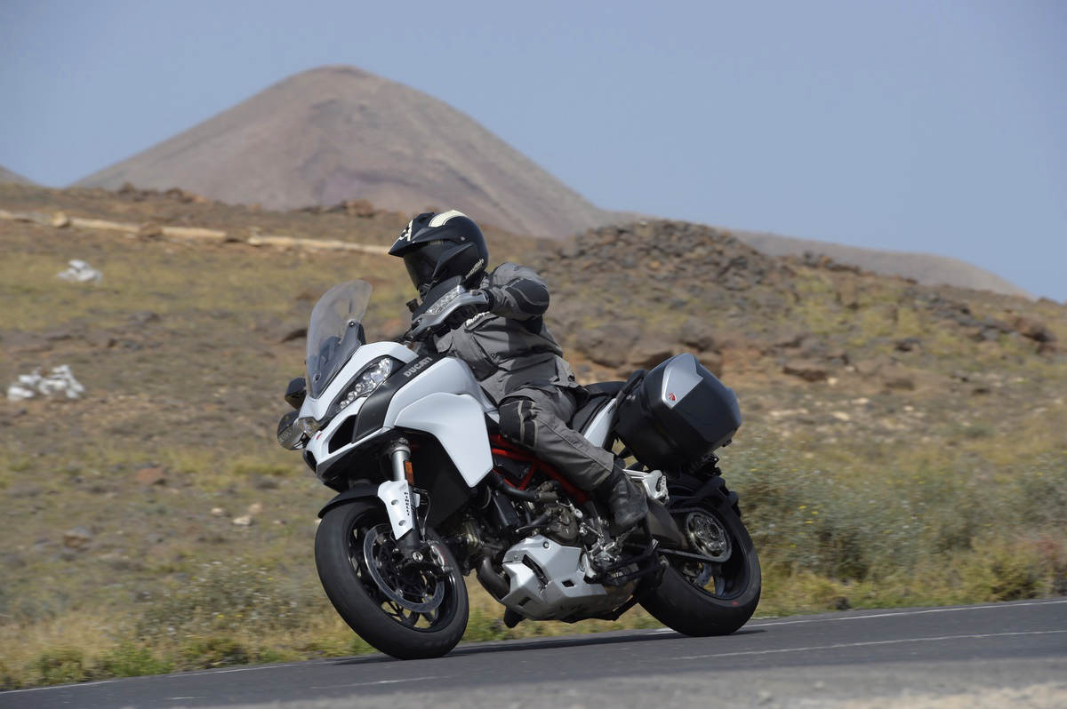 2015 ducati multistrada 1200 and 1200 s: md first ride