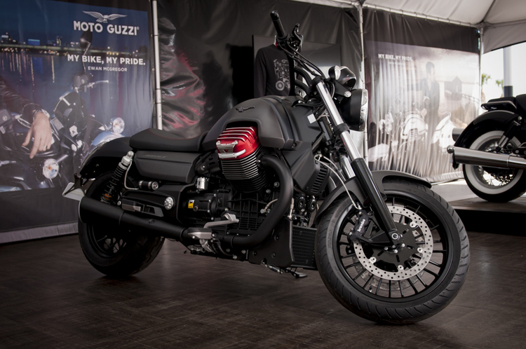 moto guzzi unveils production eldorado and audace at daytona confirms pricing and u s. Black Bedroom Furniture Sets. Home Design Ideas