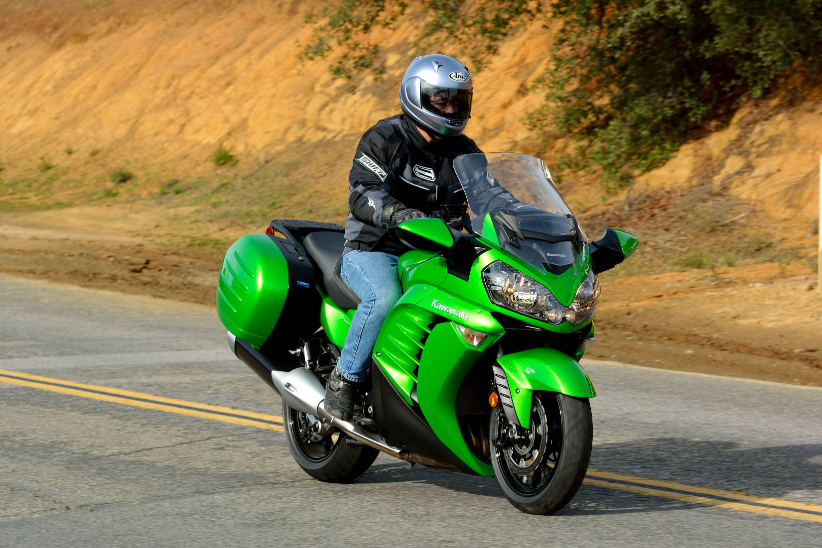2015 Kawasaki Concours 14 ABS: MD Ride Review, Part Two