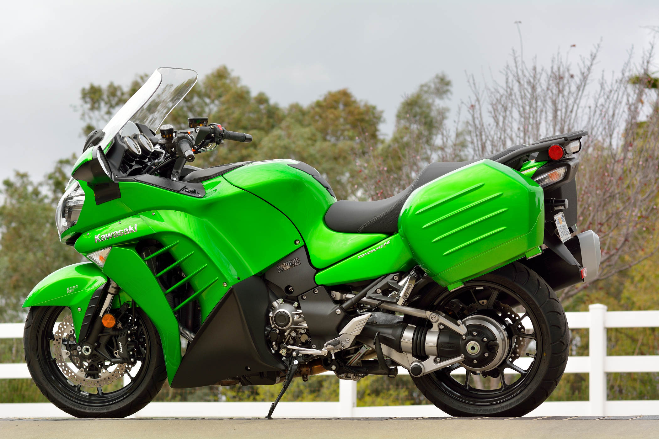 2015 Kawasaki Concours 14 ABS: MD Ride Review, Part Two ...