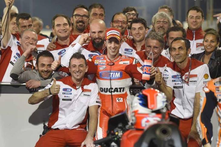 Team Ducati_Qatar MotoGP