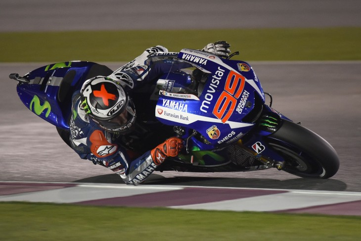 Yamaha Qatar MotoGP