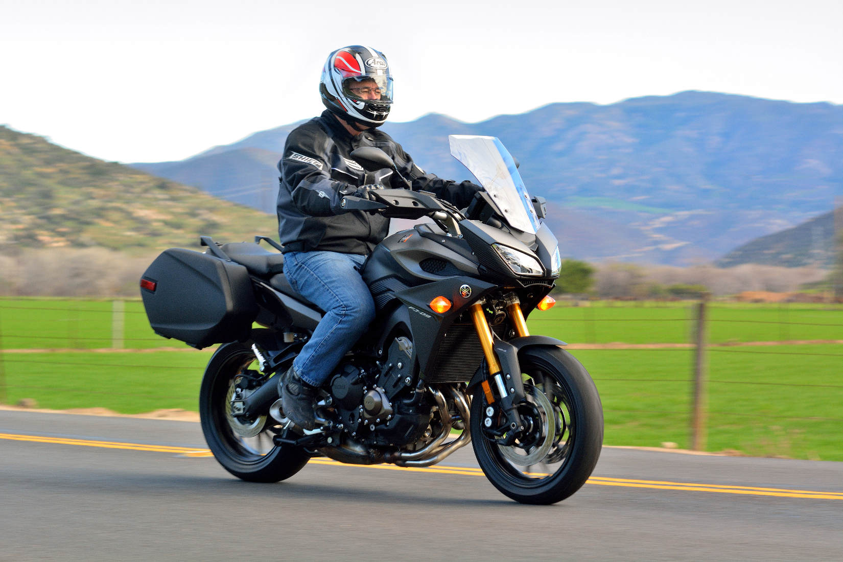 2015 Yamaha FJ-09: MD Ride Review, Part Two