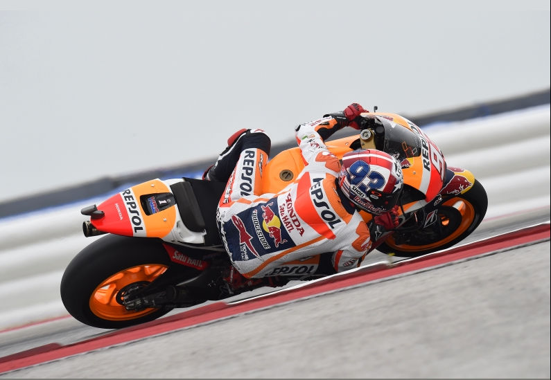 Austin motogp results 171 motorcycledaily com motorcycle news
