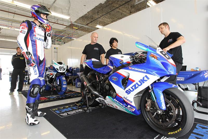 2015 Yoshimura Suzuki Factory Racing Ready to Race « MotorcycleDaily