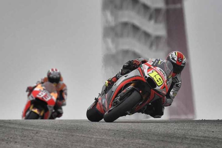 Aprilia MotoGP Austin