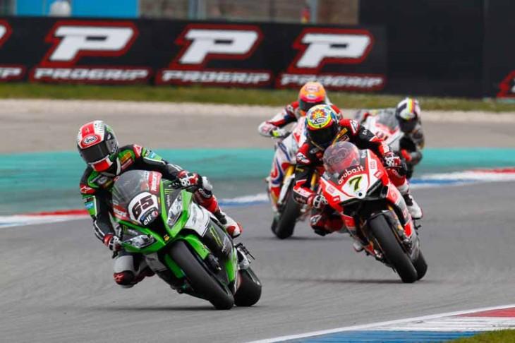 Assen WSB Race