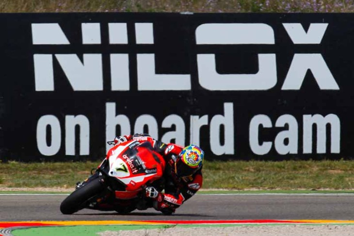 Davies gives Ducati