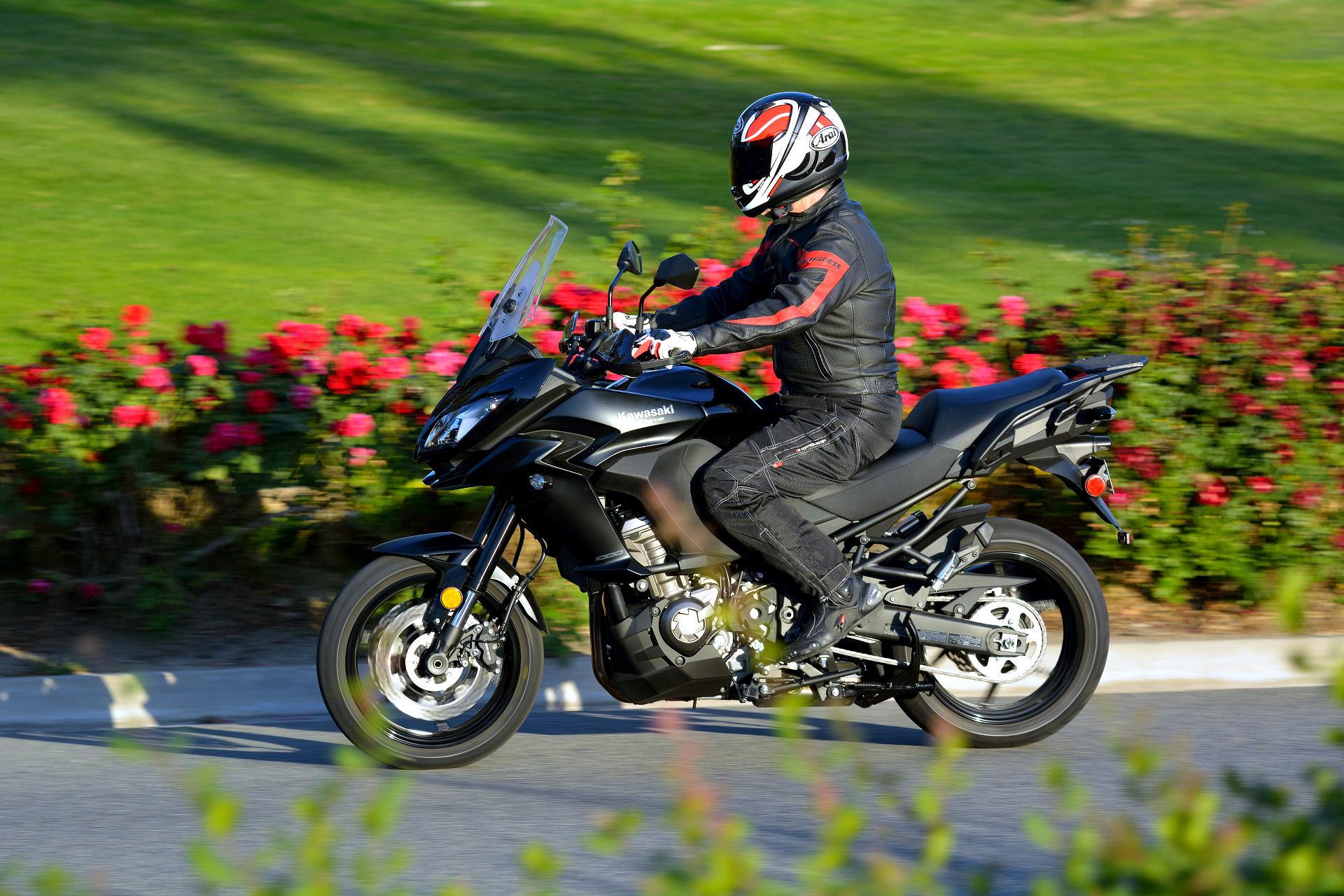 2015 Kawasaki Versys 1000 Lt Md Ride Review Motorcycledailycom