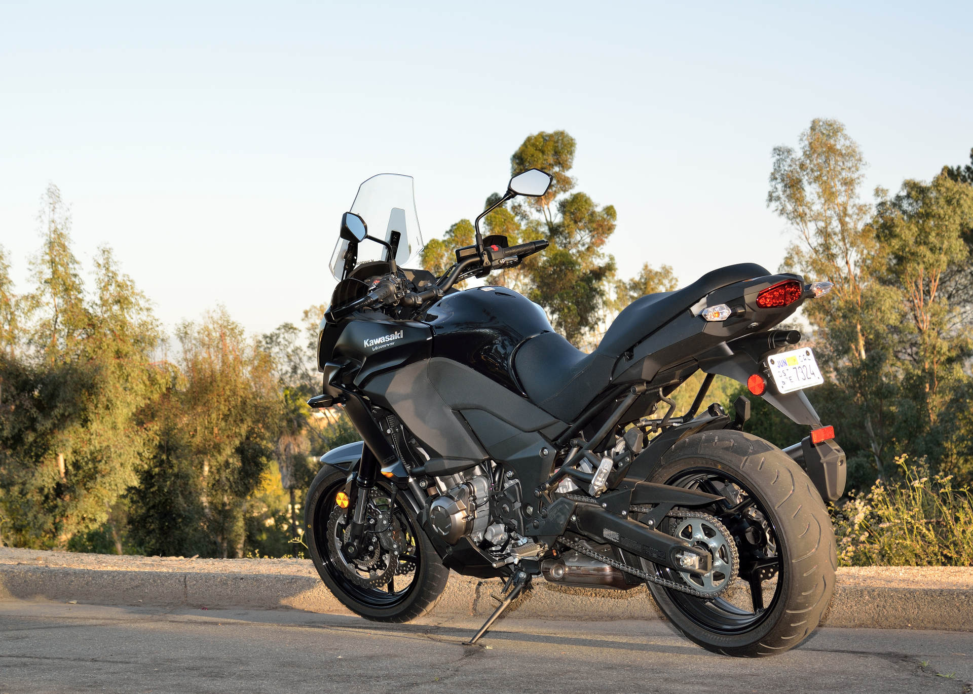 2015 kawasaki versys 1000 lt md ride review motorcycle news editorials. Black Bedroom Furniture Sets. Home Design Ideas