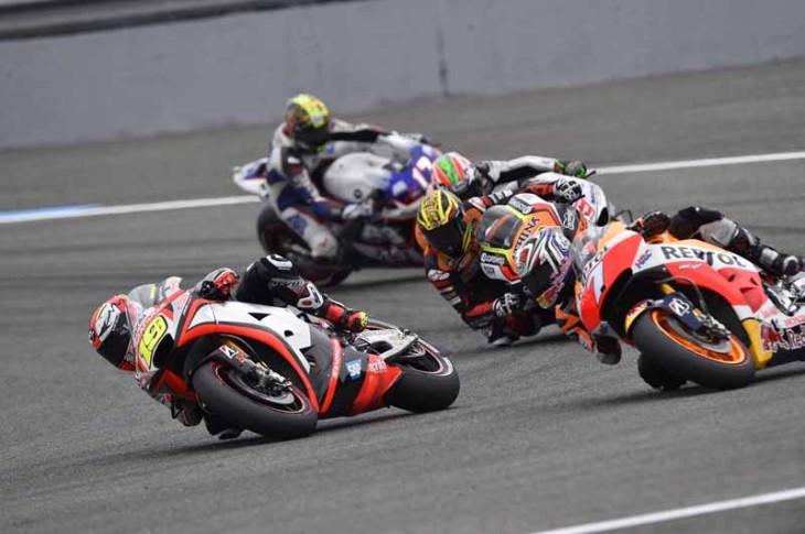 Jerez MotoGP Race