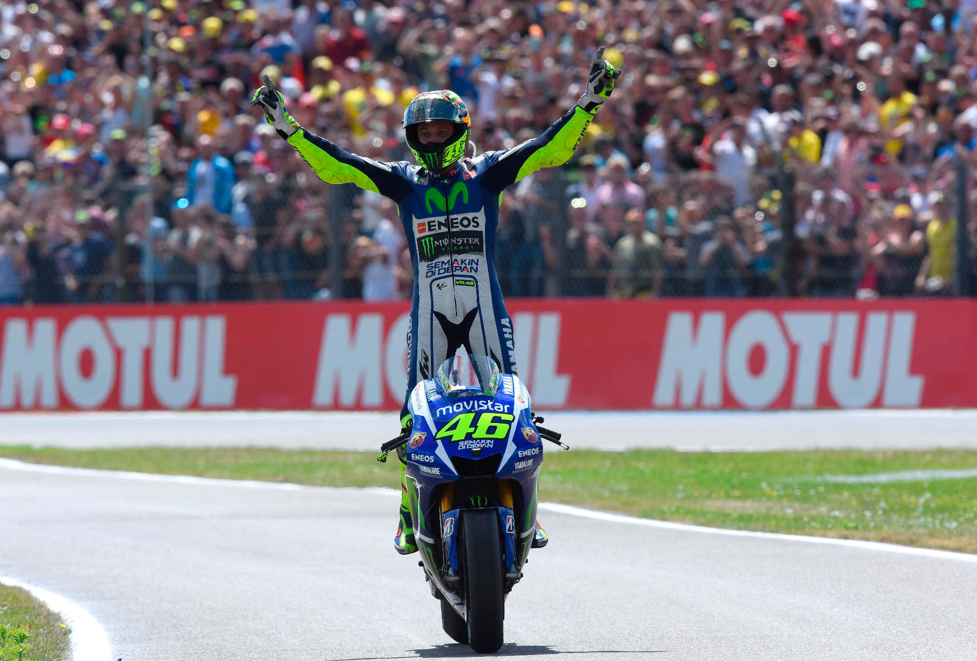 Assen MotoGP Results « MotorcycleDaily.com – Motorcycle News, Editorials, Product Reviews and ...