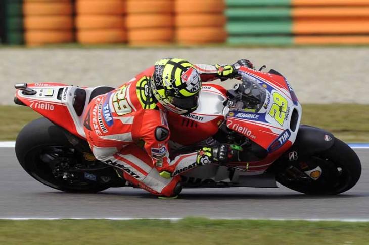 Ducati Andrea Ianonne