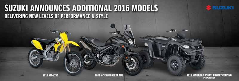 2015 Suzuki Kingquad Rumors | Autos Post